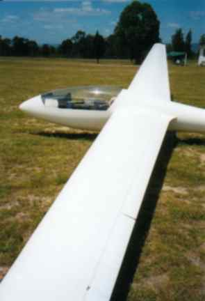 My Previous Glider