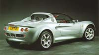 From 'Lotus Elise The Complete Story' by John Tipler